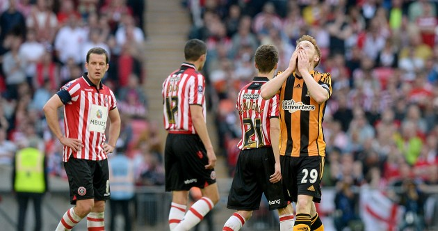 Snapshot: This is what it meant for Dubliner Stephen Quinn to score in the FA Cup semi-final at Wembley today