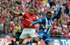 As it happened: Arsenal v Wigan, FA Cup semi-final