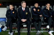 Moyes laments United's 'school-boy error' in Munich