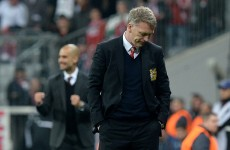 David Moyes' negativity is hampering a club of Manchester United's ambition