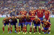 Spain pip Brazil as World Cup's most expensive squad