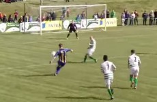 VIDEO: This is the cheeky lob that put St Michael's into the FAI Junior Cup final