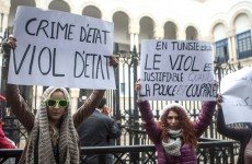 Tunisia seeks tougher sentences for two rapist policemen