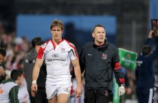 Ulster count the cost of immense 14-man effort with six ruled out through injury