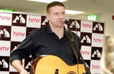 Did Damien Dempsey save a man from drowning yesterday?