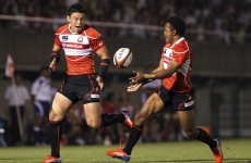 10-game winning streak sends Japan into world rugby's top 10