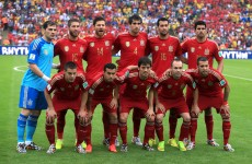 5 reasons why Spain failed so badly at this World Cup