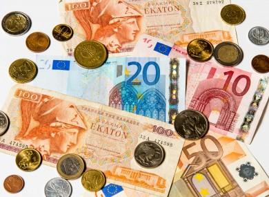 Best money options for greece